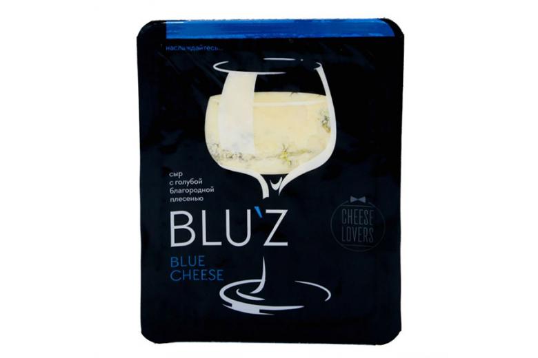 Сыр Bluz с плесенью 100г