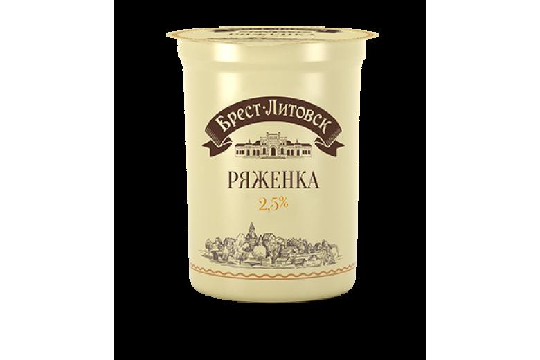 """Ряженка """"Брест-Литовск"""" 380г"""