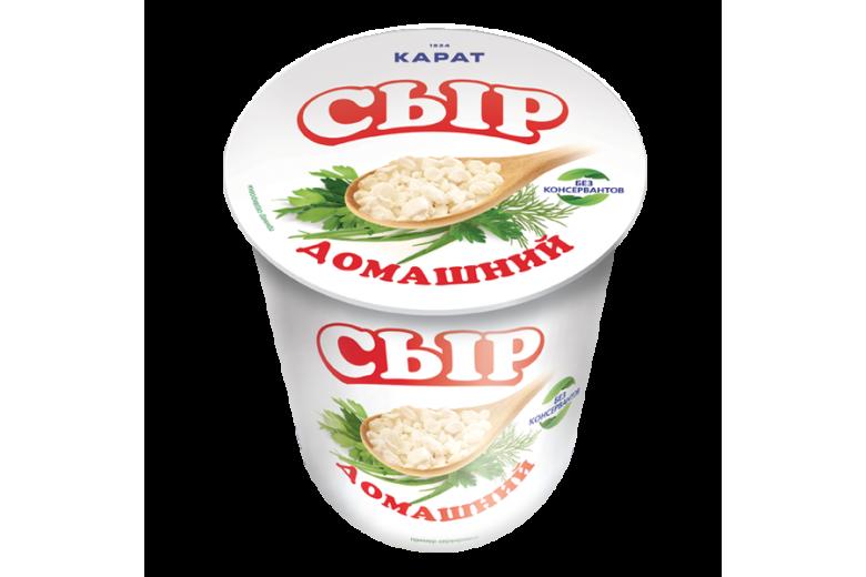 "Сыр ""Домашний"" 20% 315г"