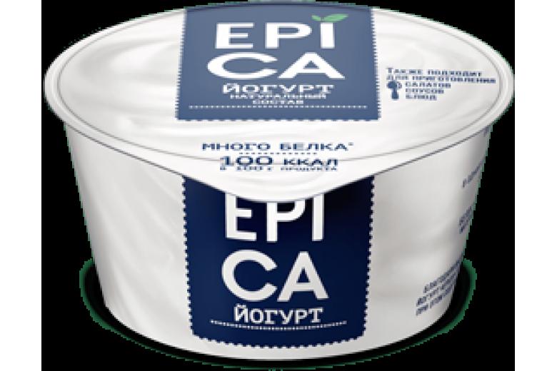Йогурт Epica натуральный 130г