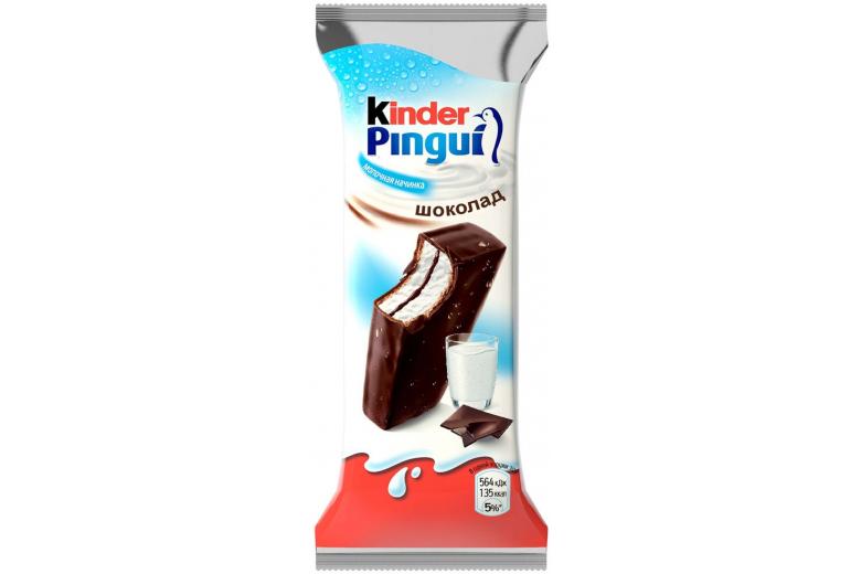 Киндер пингви шоколад 30г