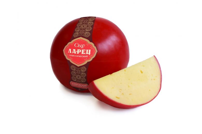 """Сыр """"Ларец классический"""" 1 кг"""