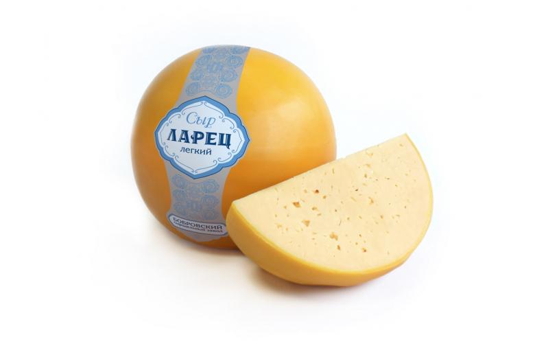 "Сыр ""Ларец легкий"" 1 кг"