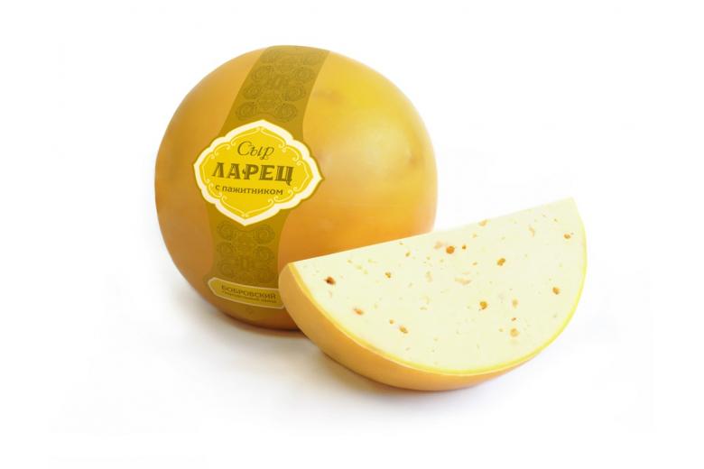 """Сыр """"Ларец с пажитником"""" 1 кг"""