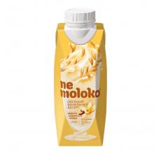 Овсяный десерт NEMOLOKO ваниль-бета-каротин 0.25л