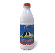 """Молоко """"Экомилк"""" 3.2% 930 мл ПЭТ"""
