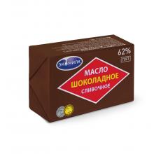 """Масло """"Шоколадное Экомилк"""" 62% 180г"""
