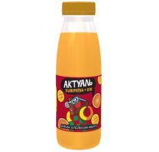 """Напиток на сыворотке """"Актуаль"""" апельсин-манго 310г"""