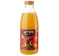 """Напиток на сыворотке """"Актуаль"""" апельсин-манго 930г"""
