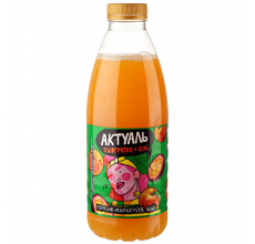 """Напиток на сыворотке """"Актуаль"""" персик-маракуйя 930г"""