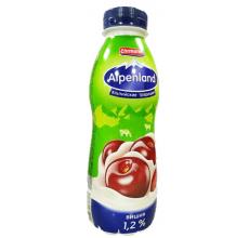 Йогурт Alpenland 420г вишня