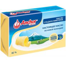 Сливочное масло Anchor 82% 400г