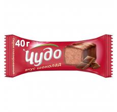 """Сырок глазированный """"Чудо"""" шоколад 40г"""