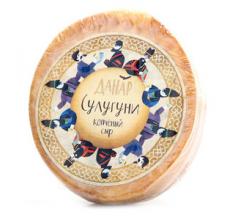 """Сыр """"Данар"""" сулугуни копченый 300г"""