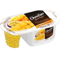 "Йогурт ""Даниссимо фантазия"" шарики манго-маракуйя 105г"