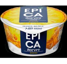Йогурт Epica ананас 130г