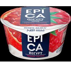 Йогурт Epica гранат-малина 130г