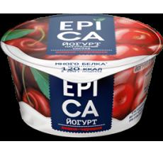 Йогурт Epica вишня-черешня 130г