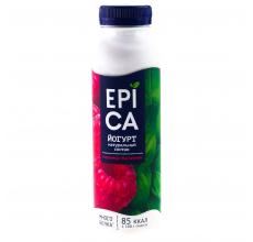 Йогурт Epica малина-базилик 290г