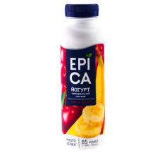Йогурт Epica вишня-банан 290г