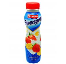 """Йогурт """"Эрмигурт"""" клубника-банан 290г"""