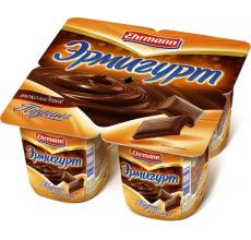 """Пудинг """"Эрмигурт"""" шоколад 100г"""