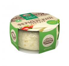 """Сыр """"Село зеленое Фермерский завтрак"""" 45% 250г"""