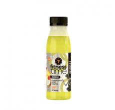 """Напиток сывороточный """"Фитнес"""" ананас-кокос-личи 270г"""