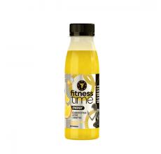 """Напиток сывороточный """"Фитнес"""" апельсин-лимонад 270г"""