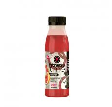 """Напиток сывороточный """"Фитнес"""" грейпфрут-малина 270г"""