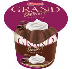 "Пудинг ""Гранд десерт"" шоколад 200г"