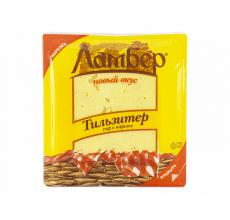 """Сыр """"Ламбер тильзитер"""" нарезка 150г"""