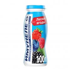 "Напиток к/м ""ИМУНЕЛЕ"" лесные ягоды 100Г"