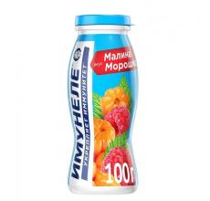 "Напиток к/м ""ИМУНЕЛЕ"" малина-морошка 100Г"