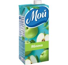 """Нектар """"Мой"""" яблоко осв. 0.95л"""