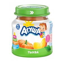"Овощное пюре ""Агуша"" ст/банка 80г тыква"