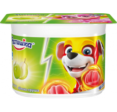 """Йогурт """"Растишка"""" яблоко-груша 110г"""