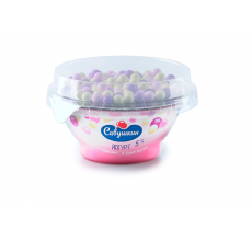 "Йогурт ""Савушкин продукт"" 105г пломбир со злаковыми шариками"