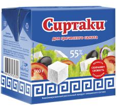 Сиртаки Original 500г