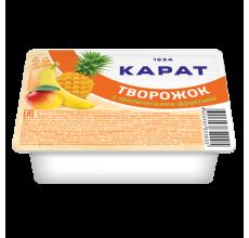 """Продукт творожный """"Творожок"""" тропические фрукты 100г"""