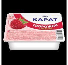"""Продукт творожный """"Творожок"""" малина 100г"""