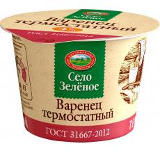 "Варенец ""Село зеленое"" 200г"