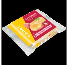 """Сыр плавленый """"С ветчиной"""" 150г"""